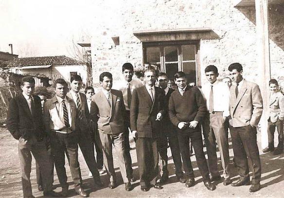 Ετος 1960 διακρίνεται ο Τριαντάφυλλος Βαρειάς