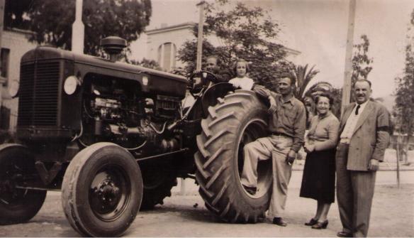 ΤΡΑΚΤΕΡ TIRLEY MINEAPOLIS 1958